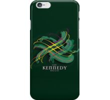 Kennedy Tartan Twist iPhone Case/Skin