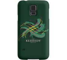 Kennedy Tartan Twist Samsung Galaxy Case/Skin