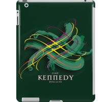 Kennedy Tartan Twist iPad Case/Skin