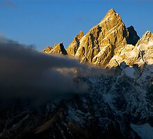 The Grand Teton by Nolan Nitschke