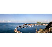 Ballycotton Harbour Co Cork  Photographic Print