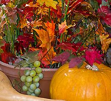 Fall Harvest by Diane Blackford