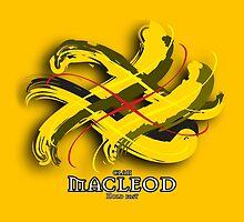 MacLeod Tartan Twist by eyemac24