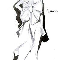 Lanvin Dress by Kristina Fekhtman