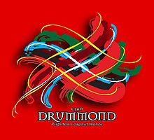 Drummond Tartan Twist by eyemac24