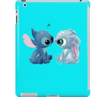 Fizz and Stitch iPad Case/Skin
