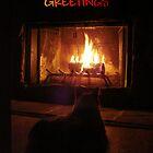 Keeping Warm by Danielle Morin