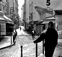 Down Rue Dauphine by Patito49