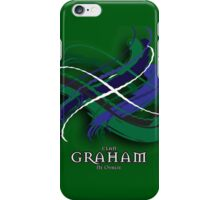 Graham Tartan Twist iPhone Case/Skin