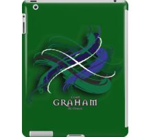 Graham Tartan Twist iPad Case/Skin