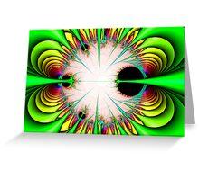 Fractal Art #001 Greeting Card