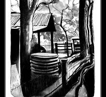 Derelict Farm by Chris  Willis