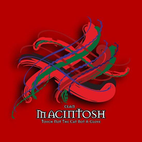 MacIntosh Tartan Twist by eyemac24