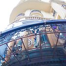 )) mirror canopy )) gran via )) madrid )) by terezadelpilar~ art & architecture