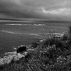 Storms Over Pancake Island by Greg Halliday