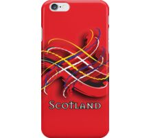 Scottish Tartan Twist iPhone Case/Skin