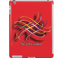 Scottish Tartan Twist iPad Case/Skin