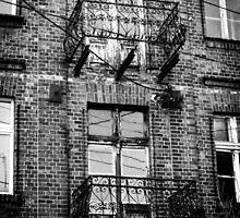 Balconies by Michal Obuchowski