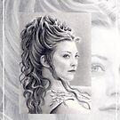 Natalie Dormer miniature by wu-wei