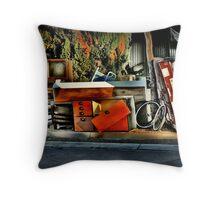 Love Thy Neighbour Throw Pillow