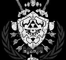Hylian Crest by AutoSave