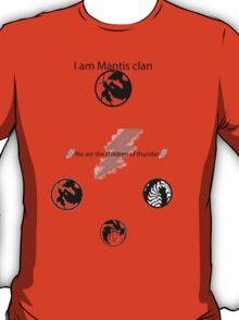 L5R Mantis Clan T-Shirt