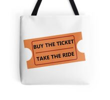 Fear and Loathing in Fair Grounds Tote Bag