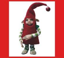 Happy Holiday Helper - Xmas Elf  Kids Clothes
