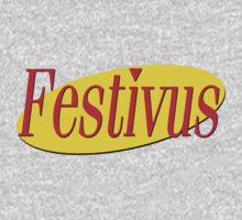 festivus (red) Kids Clothes