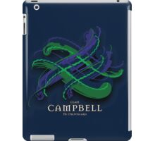 Campbell Tartan Twist iPad Case/Skin