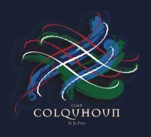 Colquhoun Tartan Twist Kids Clothes