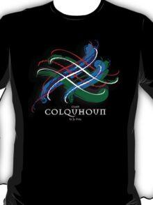 Colquhoun Tartan Twist T-Shirt