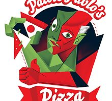 Padre Pablo's Pizza by Lee Bretschneider