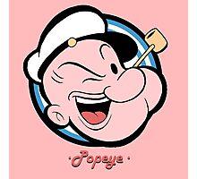 Popeye 1 Photographic Print