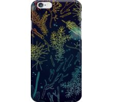 wild forest things iPhone Case/Skin