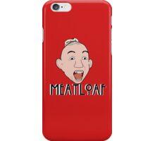 MEATLOAF iPhone Case/Skin