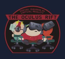 South Park Oculus Rift by PlanetEarth