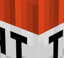 Blockcraft - TNT Sticker