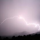 Lightning Strikes by JamesMichael
