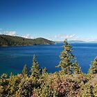 Mouth of Emerald Bay by Jared Manninen