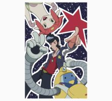 Space Dandy Kids Clothes