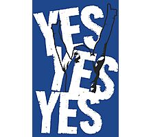 Daniel Bryan YES YES YES ! Photographic Print