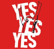 Daniel Bryan YES YES YES ! by AndMar