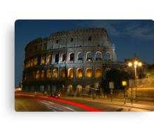 Colosseum at Dusk - 624 Canvas Print