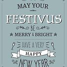 Festivus Card 1 by MookHustle