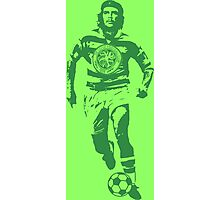 Che Celtic Photographic Print