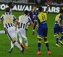 Juventus VS All Stars by luc66