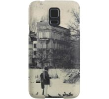 Winter's coming Samsung Galaxy Case/Skin