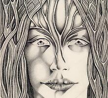 Dryad by Deborah Holman