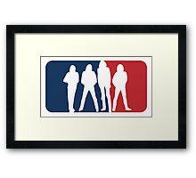 Ramones Framed Print